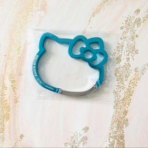 New Blue HK Keychain 💙